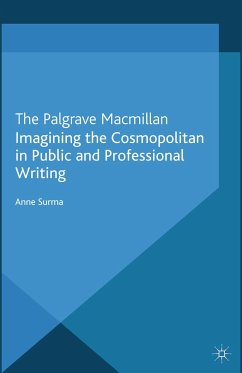 Imagining the Cosmopolitan in Public and Professional Writing (eBook, PDF)