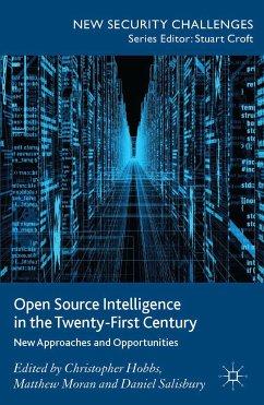 Open Source Intelligence in the Twenty-First Century (eBook, PDF)
