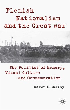 Flemish Nationalism and the Great War (eBook, PDF)