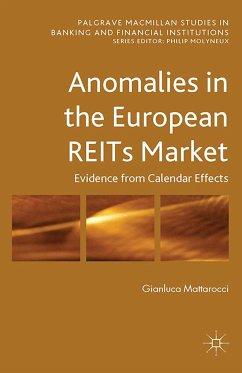 Anomalies in the European REITs Market (eBook, PDF)