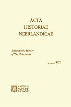 Acta Historiae Neerlandicae