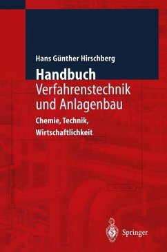 Handbuch Verfahrenstechnik und Anlagenbau