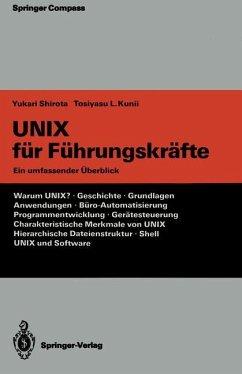 UNIX für Führungskräfte