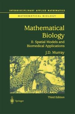 Mathematical Biology II - Murray, James D.