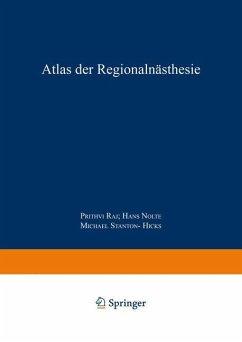 Atlas der Regionalanästhesie