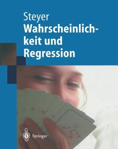 Wahrscheinlichkeit und Regression - Steyer, Rolf