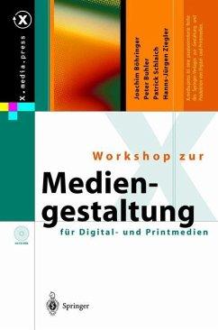 Workshop zur Mediengestaltung für Digital- und Printmedien