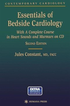 Essentials of Bedside Cardiology - Constant, Jules
