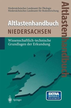 Altlastenhandbuch des Landes Niedersachsen