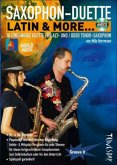 Saxophon-Duette - Latin & more, m. Audio-CD