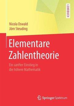 Elementare Zahlentheorie - Oswald, Nicola; Steuding, Jörn