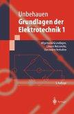 Grundlagen der Elektrotechnik 1