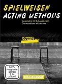 Spielweisen. Gespräche mit Schauspielern. Acting Methods. Conservations with actors, 2 DVDs