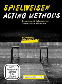 Spielweisen. Gespräche mit Schauspielern. Actin...