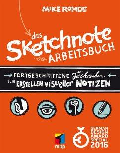Das Sketchnote Arbeitsbuch - Rohde, Mike