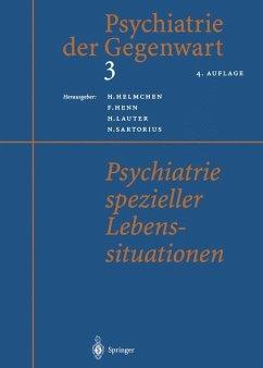 Psychiatrie spezieller lebenssituationen fachbuch for Hanfried helmchen
