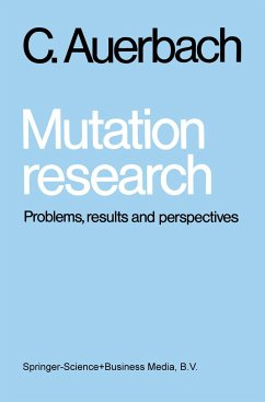 Mutation research