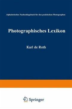 Photographisches Lexikon