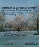 Plattdeutsch Dat Christgeschenk und Andere Geschichten zum Teil mit Übersetzung (eBook, ePUB)