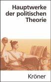 Hauptwerke der politischen Theorie (eBook, PDF)