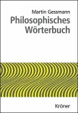 Philosophisches Wörterbuch (eBook, PDF)