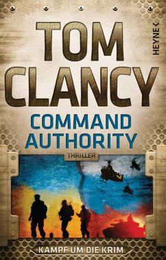 Command Authority / Jack Ryan Bd.16 (eBook, ePUB) - Clancy, Tom