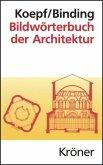Bildwörterbuch der Architektur (eBook, PDF)