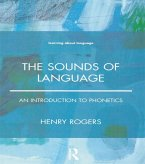 The Sounds of Language (eBook, ePUB)