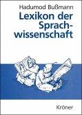 Lexikon der Sprachwissenschaft (eBook, PDF)