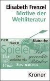 Motive der Weltliteratur (eBook, PDF)