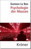 Psychologie der Massen (eBook, PDF)