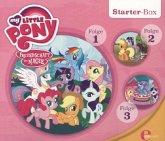 My Little Pony - Starter-Box, 3 Audio-CDs