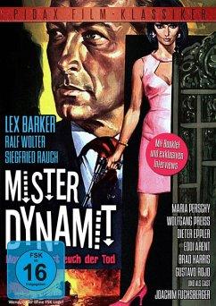 Mister Dynamit - Morgen küsst euch der Tod Pidax-Klassiker