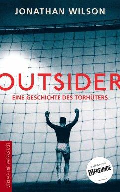 Outsider (eBook, ePUB) - Wilson, Jonathan