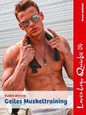 Loverboys Quickie 04: Geiles Muskeltraining (eBook, ePUB)