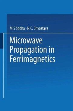 Microwave Propagation in Ferrimagnetics