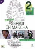 Nuevo Español en marcha 2. Arbeitsbuch mit Audio-CD