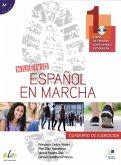 Nuevo Español en marcha 1. Arbeitsbuch mit Audio-CD