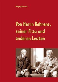 Von Herrn Behrens, seiner Frau und anderen Leuten (eBook, ePUB)