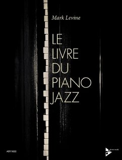 Le Livre Du Piano Jazz - Levine, Mark