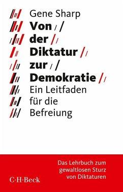 Von der Diktatur zur Demokratie - Sharp, Gene