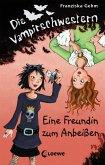 Eine Freundin zum Anbeißen / Die Vampirschwestern Bd.1 (eBook, ePUB)
