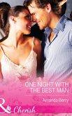 One Night with the Best Man (Mills & Boon Cherish) (eBook, ePUB)
