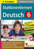 Kohls Stationenlernen Deutsch 6
