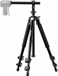 mantona Scout MAX Set Makrofotografie, Kamerastativ
