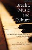 Brecht, Music and Culture (eBook, ePUB)