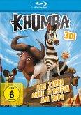 Khumba - Das Zebra ohne Streifen am Popo (Blu-ray 3D)