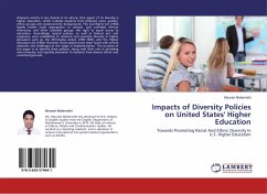 Impacts of Diversity Policies on United States' Higher Education - Abdennebi, Mourad