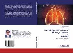 Antiatherogenic effect of Moringa oleifera & MK-886