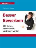 Besser bewerben (eBook, PDF)